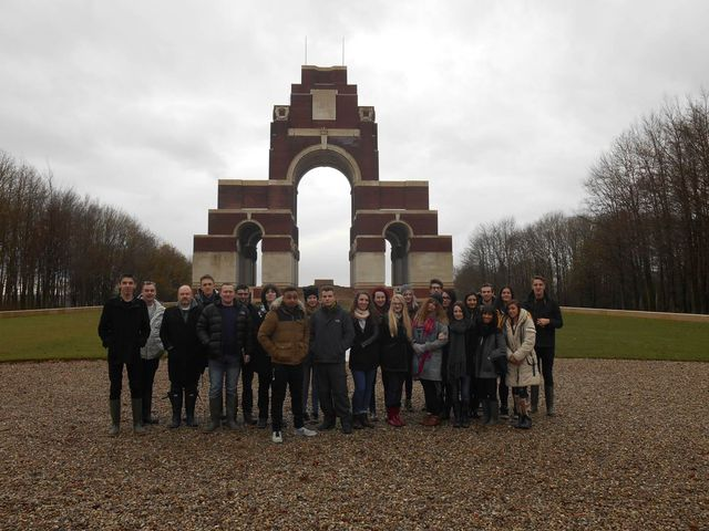 Memorial to the Missing of the Somme, Thiepval