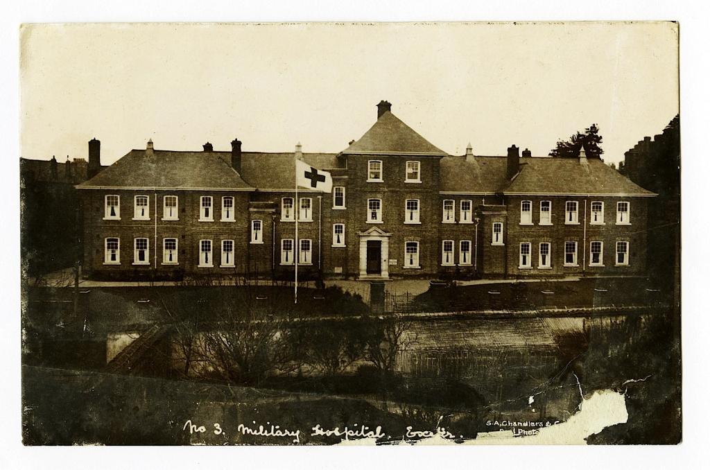 Hospital No.3 Exeter