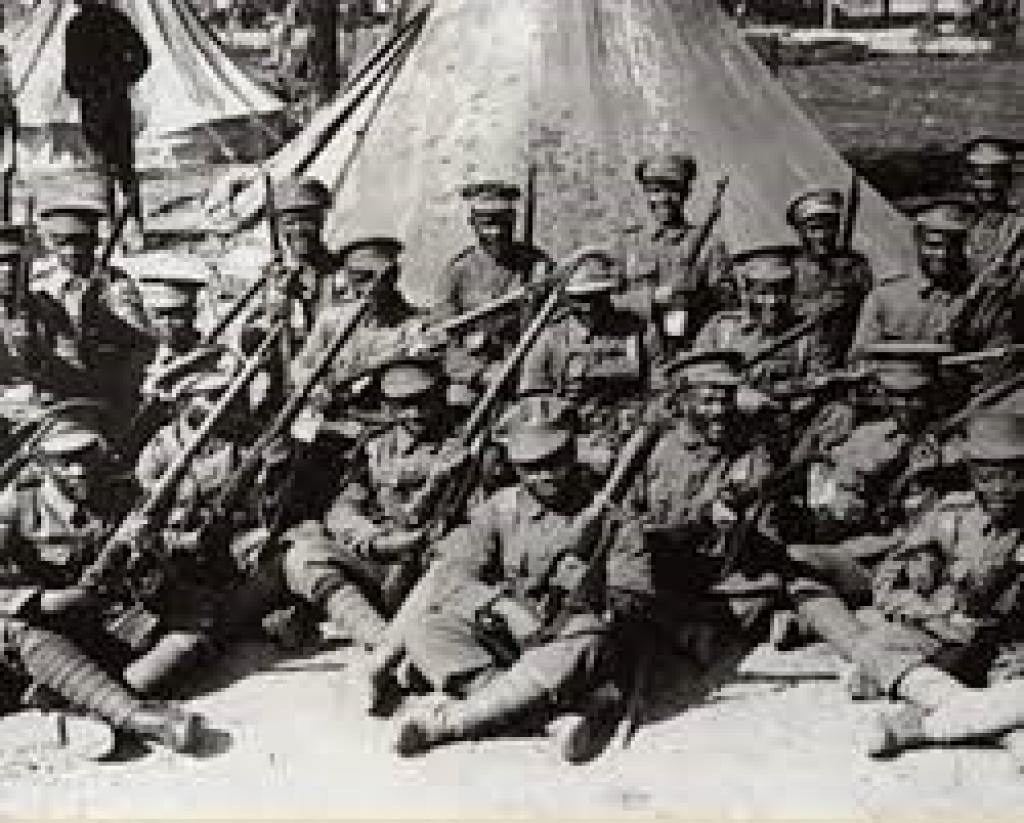 West India Regiment WW1