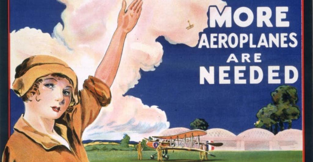 TNA EXT 1/315 Pt2: Women Come and Help poster, First World War