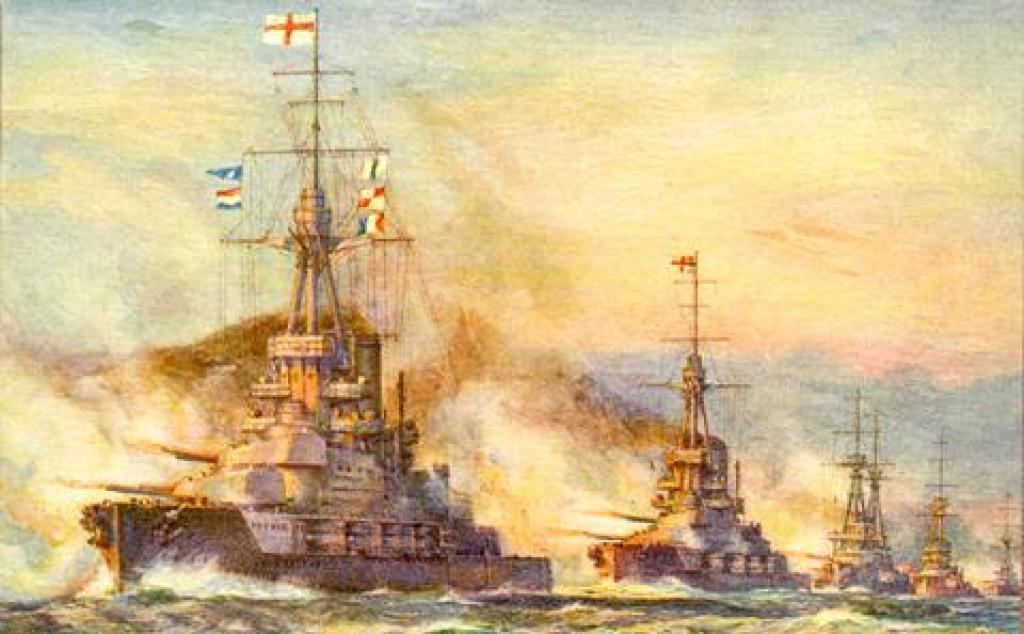 More Than Just Jutland  The Royal Navy At War  1914