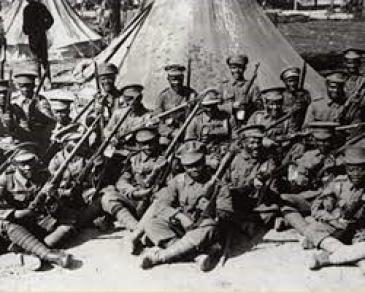 West India Regiment WW1
